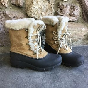 Sorel Snow Bird Boot Winter Boots Waterproof